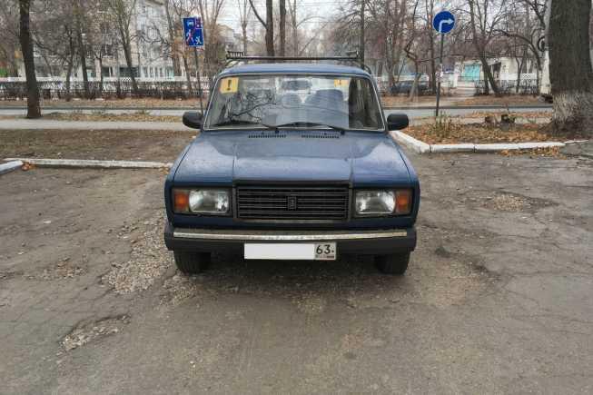Лада 2107, 2002 год, 77 000 руб.