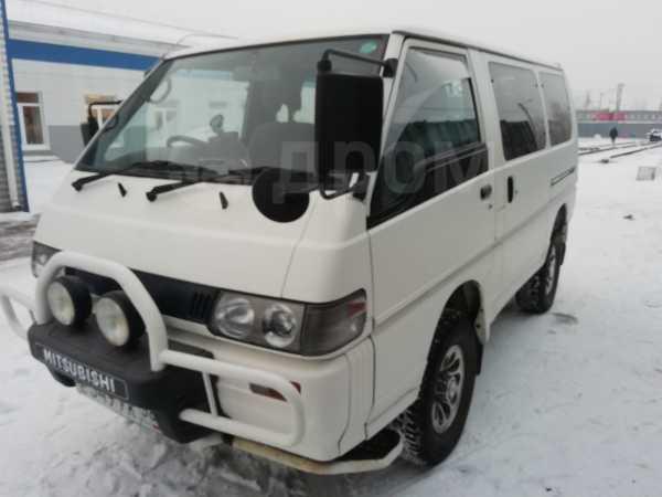 Mitsubishi Delica, 1995 год, 330 000 руб.