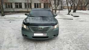 Toyota Camry, 2007 г., Красноярск