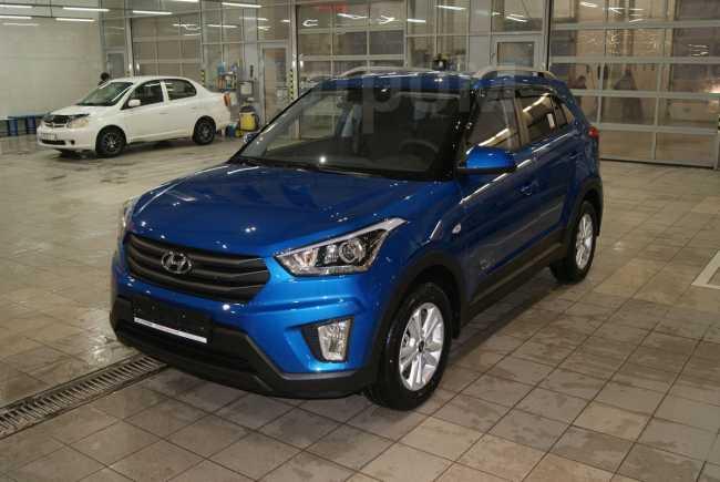 Hyundai Creta, 2018 год, 1 291 000 руб.