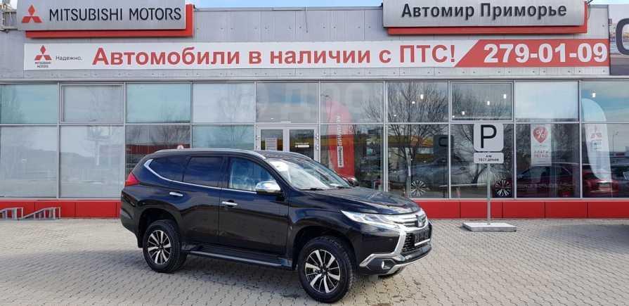 Mitsubishi Pajero Sport, 2018 год, 3 206 000 руб.