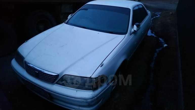 Toyota Mark II, 1999 год, 40 000 руб.