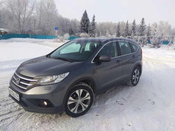 Honda CR-V, 2013 год, 1 195 000 руб.