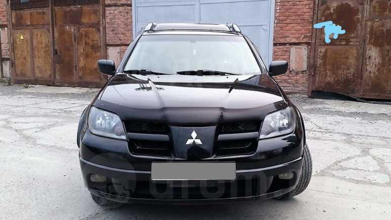 Mitsubishi Outlander, 2002 год, 429 999 руб.