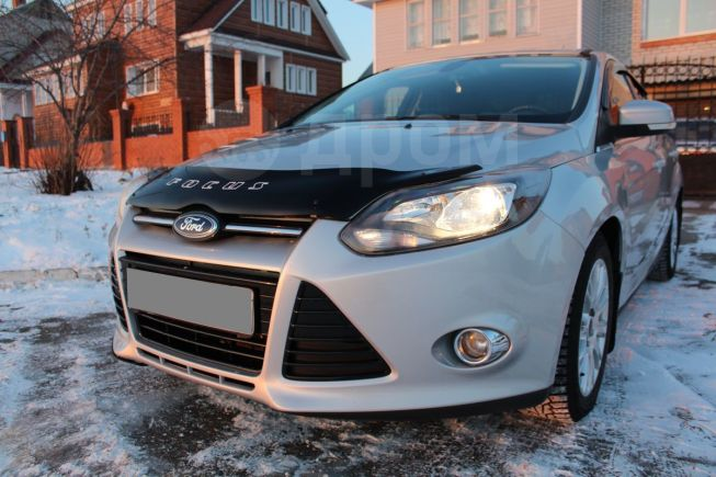 Ford Focus, 2011 год, 545 000 руб.