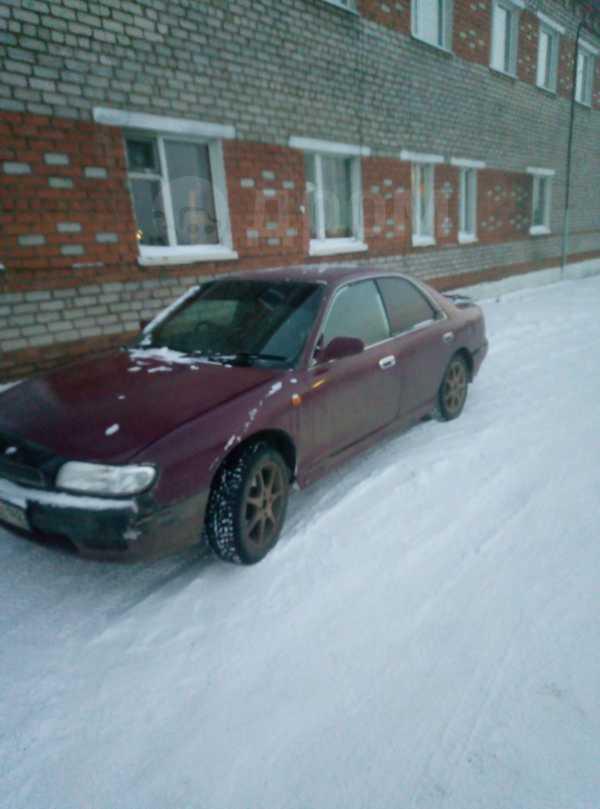 Nissan Bluebird, 1995 год, 90 000 руб.