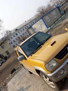 Владивосток Pajero Mini 2000