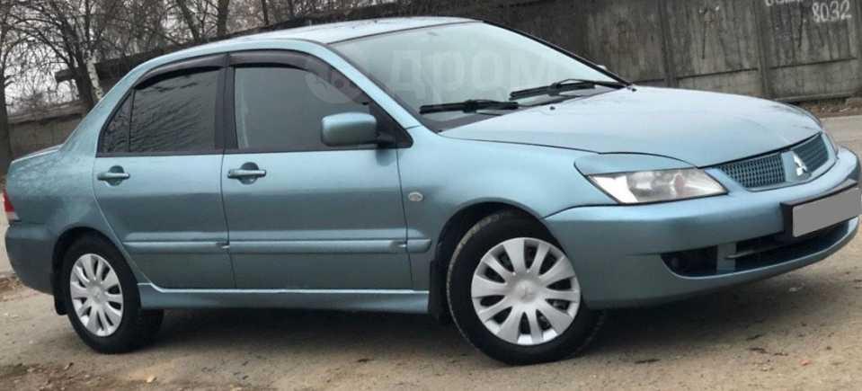 Mitsubishi Lancer, 2007 год, 299 000 руб.