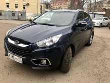 Киров Hyundai ix35 2010