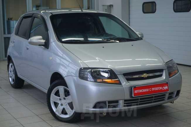 Chevrolet Aveo, 2007 год, 237 000 руб.