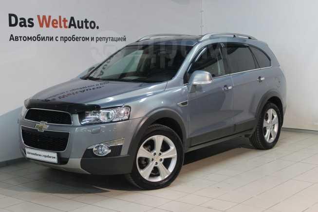 Chevrolet Captiva, 2013 год, 969 000 руб.