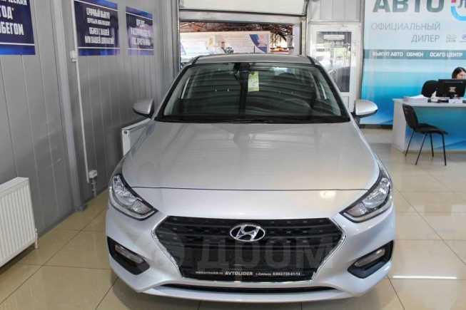 Hyundai Solaris, 2018 год, 950 000 руб.
