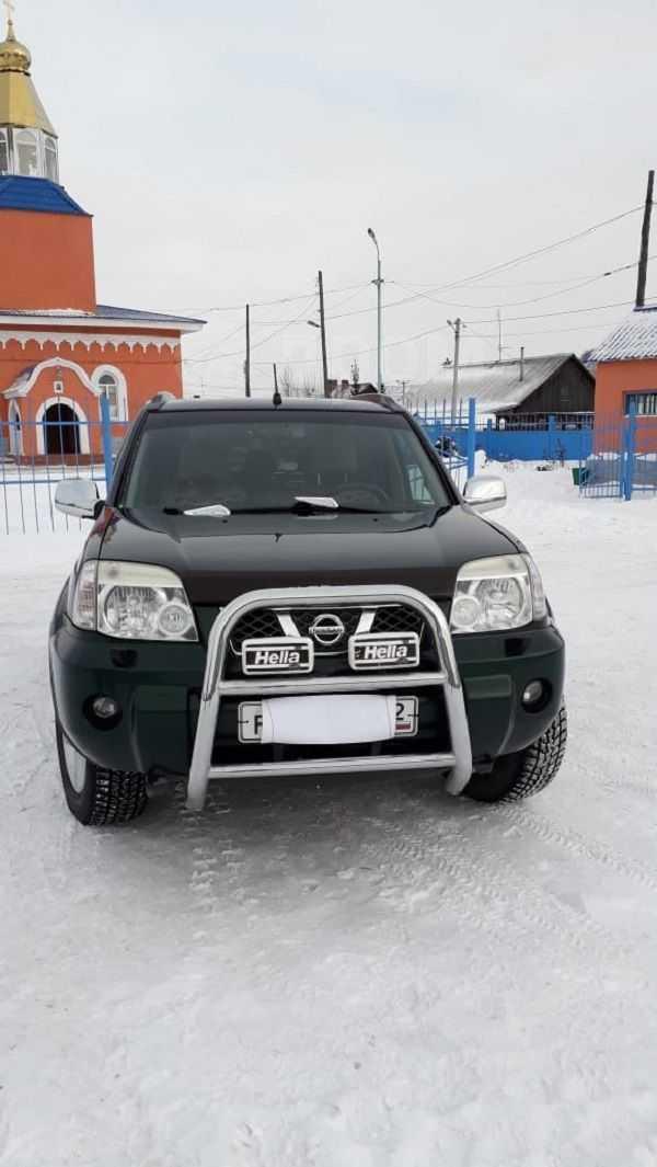 Nissan X-Trail, 2005 год, 620 000 руб.