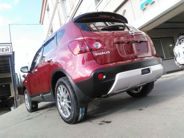 Nissan Dualis, 2013 год, 998 000 руб.