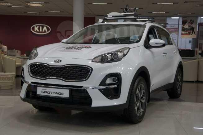 Kia Sportage, 2018 год, 1 574 900 руб.