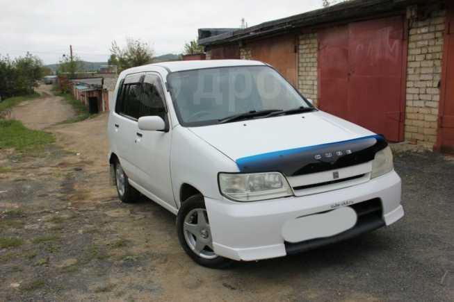 Nissan Cube, 2002 год, 220 000 руб.