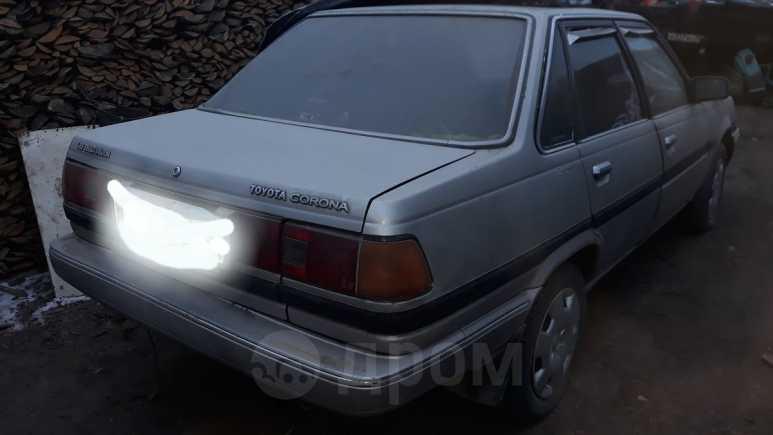 Toyota Corona, 1987 год, 25 000 руб.