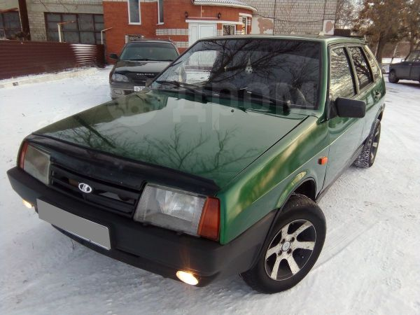 Лада 2109, 1999 год, 45 000 руб.