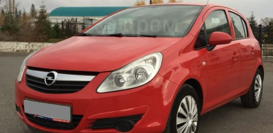 Opel Corsa, 2010 год, 319 000 руб.