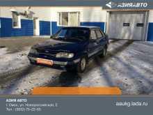 ВАЗ (Лада) 2115, 2000 г., Омск