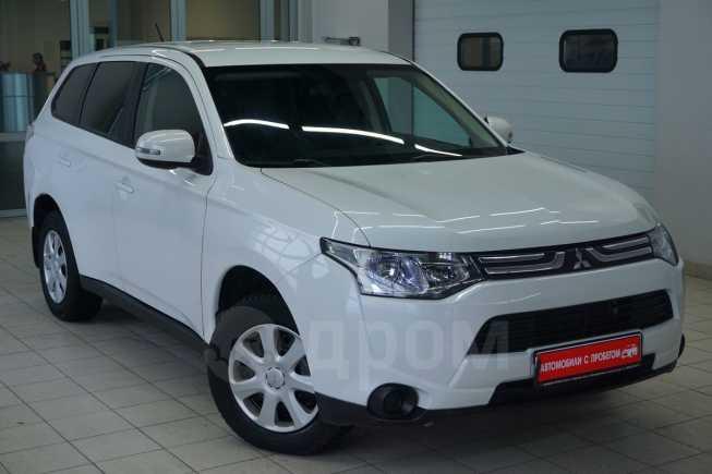 Mitsubishi Outlander, 2012 год, 877 000 руб.