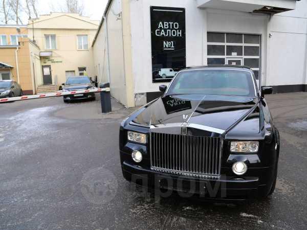 Rolls-Royce Phantom, 2007 год, 21 999 999 руб.
