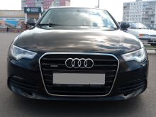 Нефтекамск Audi A6 2013