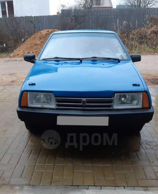 Лада 2108, 1989 год, 100 000 руб.