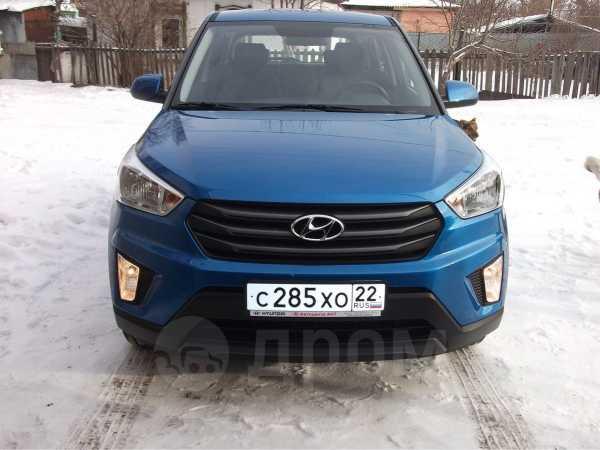 Hyundai Creta, 2018 год, 910 000 руб.