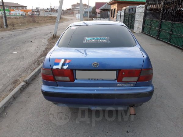 Toyota Carina E, 1999 год, 180 000 руб.