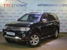 Уфа Pajero Sport 2011