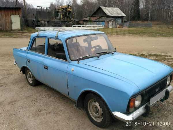 Москвич 412, 1989 год, 20 000 руб.
