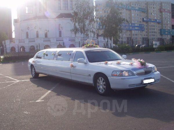 Lincoln Town Car, 2002 год, 399 000 руб.