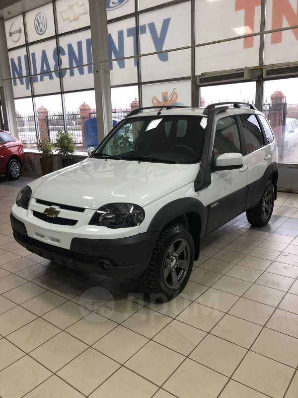 Chevrolet Niva, 2019 год, 590 900 руб.