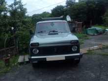 Артём 4x4 2131 Нива 2011