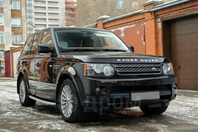 Land Rover Range Rover Sport, 2012 год, 1 657 000 руб.