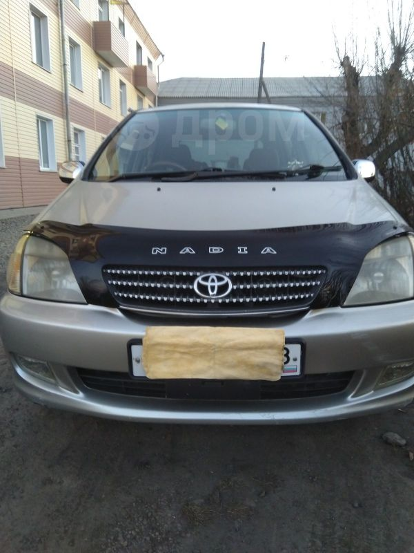 Toyota Nadia, 1998 год, 332 000 руб.