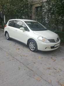 Новороссийск Nissan Tiida 2012