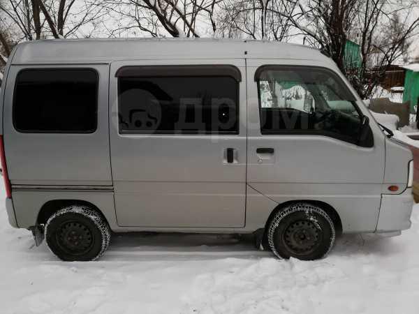 Subaru Sambar, 2007 год, 150 000 руб.