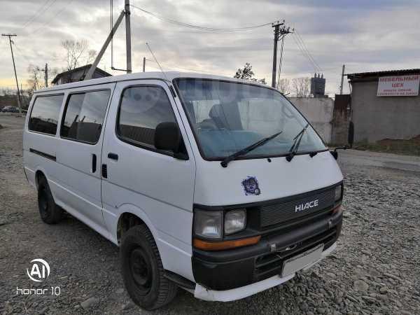 Toyota Hiace, 1994 год, 180 000 руб.