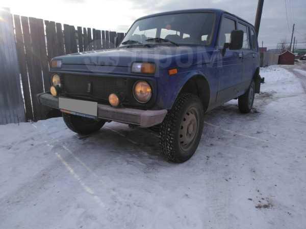 Лада 4x4 2131 Нива, 2001 год, 120 000 руб.
