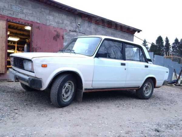 Лада 2105, 1989 год, 45 000 руб.