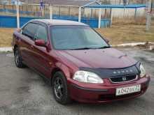 Хабаровск Civic Ferio 1998