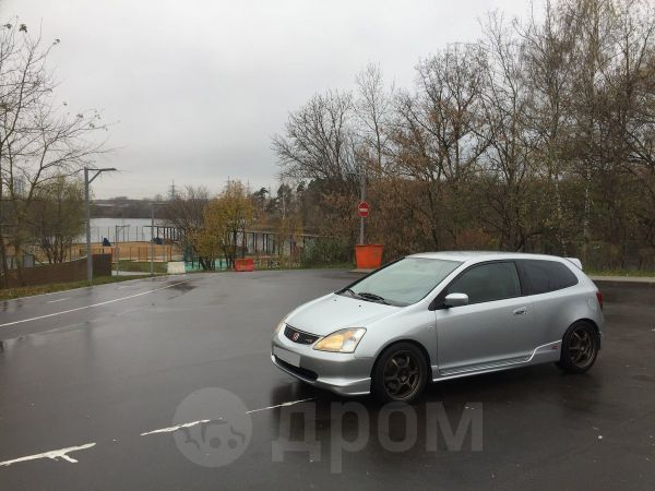 Honda Civic Type R, 2002 год, 379 000 руб.