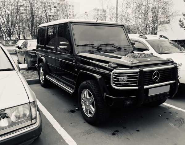 Mercedes-Benz G-Class, 2000 год, 1 100 000 руб.
