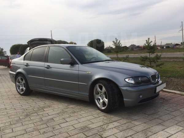BMW 3-Series, 2004 год, 365 000 руб.