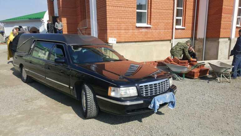 Cadillac DeVille, 1999 год, 660 000 руб.