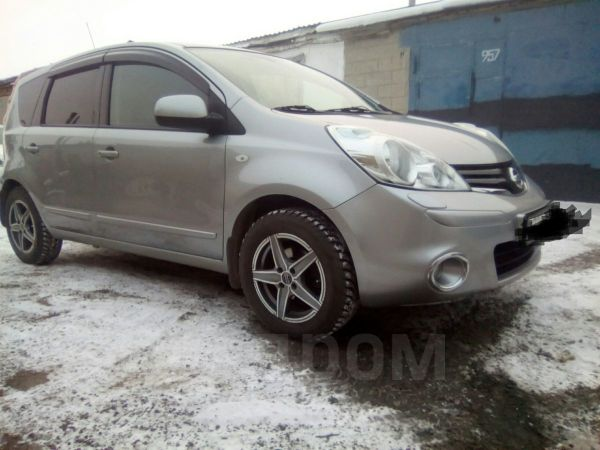 Nissan Note, 2013 год, 485 000 руб.