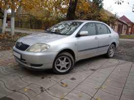 Грозный Corolla 2003