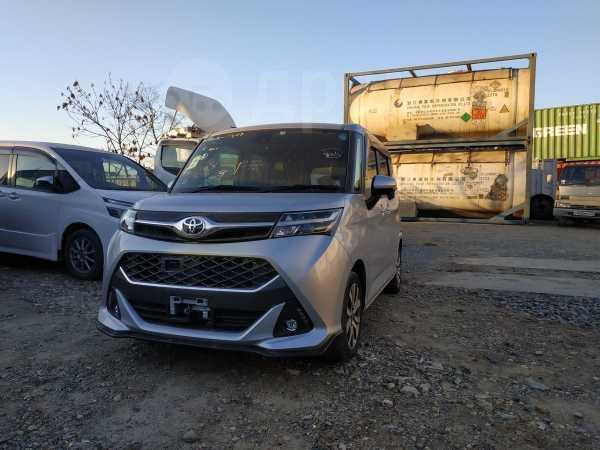 Toyota Tank, 2017 год, 850 000 руб.